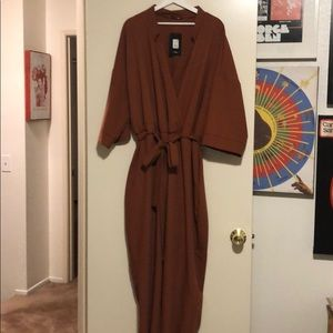 Fashion nova West Hollywood jumpsuit size 3X
